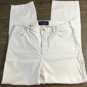NYDJ Jeans - NYDJ Your Daughters Jeans  Crop Jeans: 2038